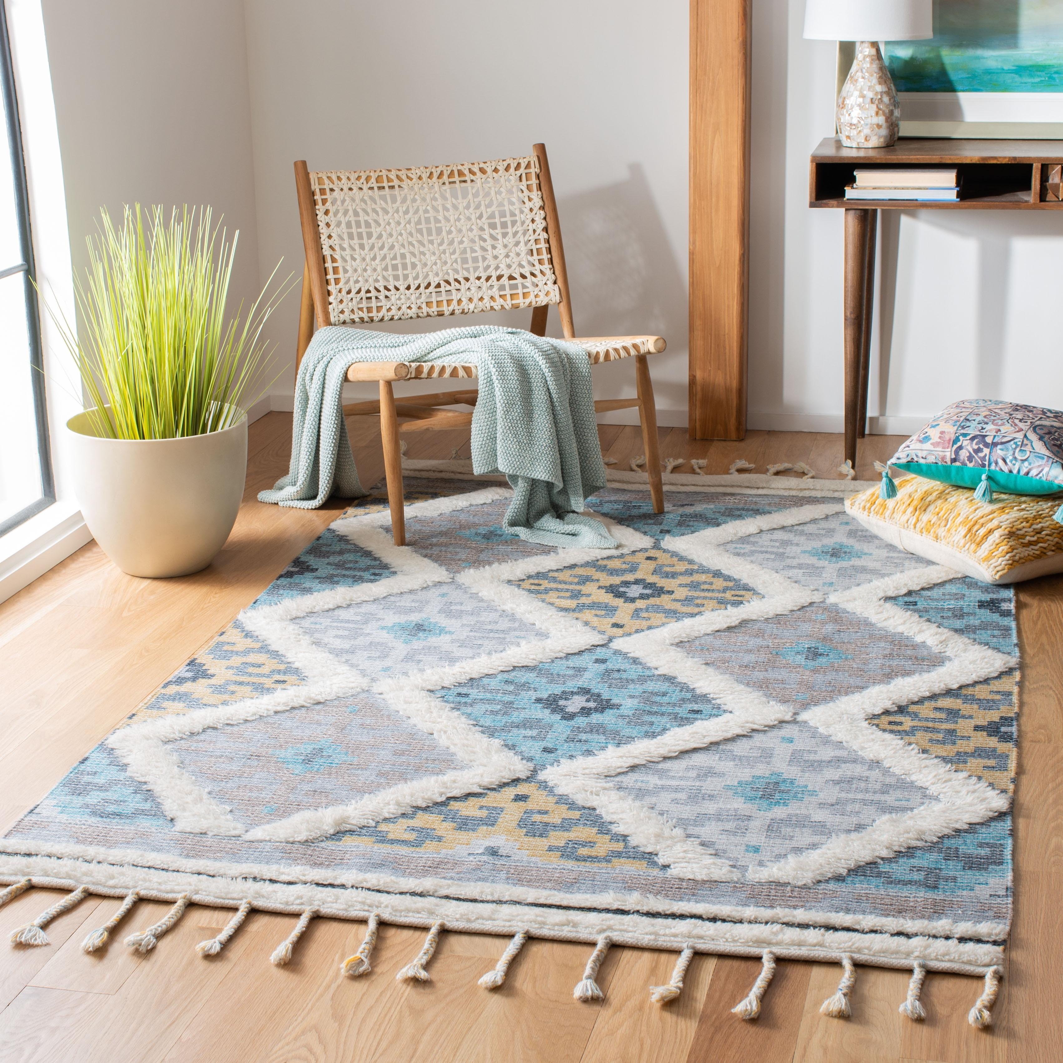 Safavieh Saffron Lysa Moroccan Tribal Wool Rug Overstock 29869652