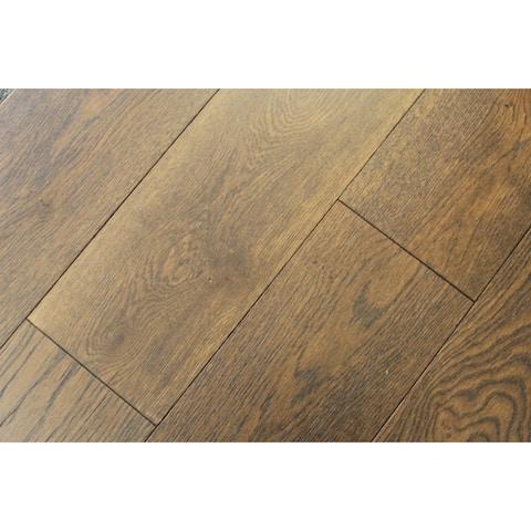 "La Havre Collection Ash Engineered Oak Wood Flooring 7.5"" wide"