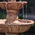 Sunnydaze 4-Tier Pineapple Fountain, 52 Inch Tall - Thumbnail 7