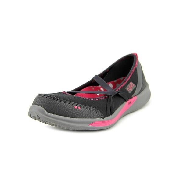 Ryka Emotion Round Toe Canvas Walking Shoe
