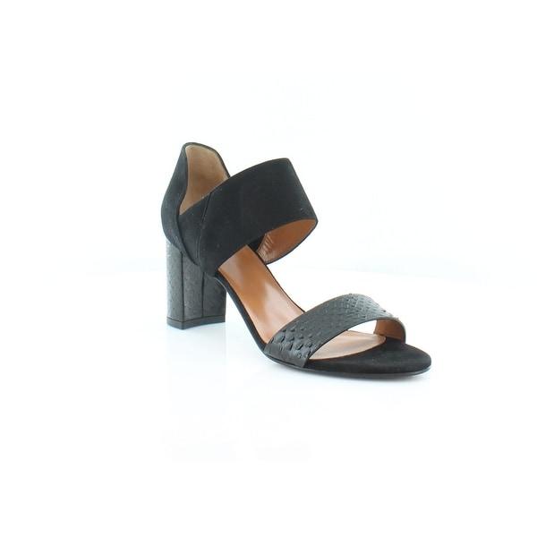 Aquatalia Suzanne Women's Sandals & Flip Flops Black - 8.5