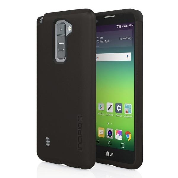 Incipio DualPro for LG G Stylo 2 Black/Black