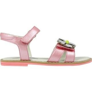 Umi Girls' Mara II Sandal Sorbet Leather