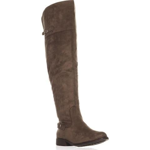 American Rag Womens Adarra Round Toe Over Knee Fashion Boots