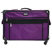Tutto 1XL Purple Monster Machine Bag on Wheels