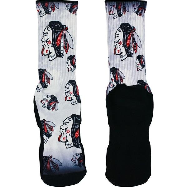 Rufnek Chicago Blackhawks 23 Socks