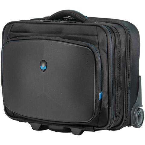 "Mobile Edge 13""-17.3"" Alienware Vindicator 2.0 Rolling Notebook Case"