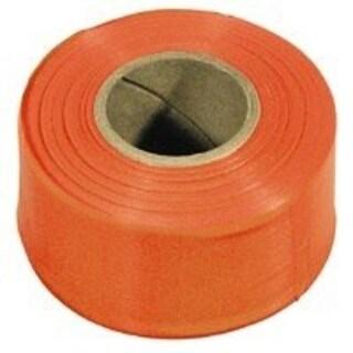 Irwin 65902 Strait-Line Flag Tape 300', Orange