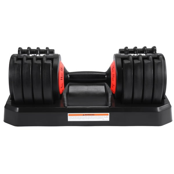 TiramisuBest Adjustable Dumbbell for Workout Training - N/A. Opens flyout.
