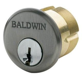 """Baldwin 8322 1-1/8"""" Mortise Cylinder C Keyway"""
