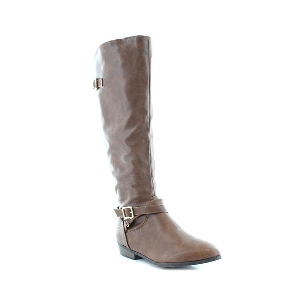 Matterial Girl Capri Women's Boots Cognac