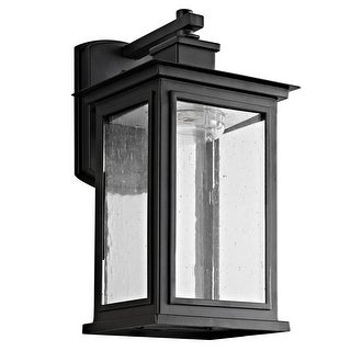 "Link to Safavieh Taylen Outdoor Wall Lantern - 6.6""x7.4""x12.3"" Similar Items in Outdoor Wall Lights"