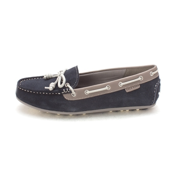 Cole Haan Womens Aurindasam Closed Toe Boat Shoes - 6