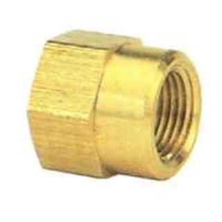 """Gilmour 7FP7FH BRS Female Brass Connector, 3/4""""x3/4"""""""