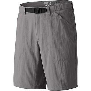 Mountain Hardwear Canyon Short 9 Inch - Men's-Manta Grey-34 Waist - manta grey