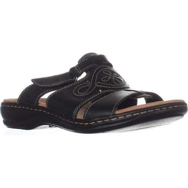 ce529495eaed Shop Clarks Leisa Higley Slide Sandals