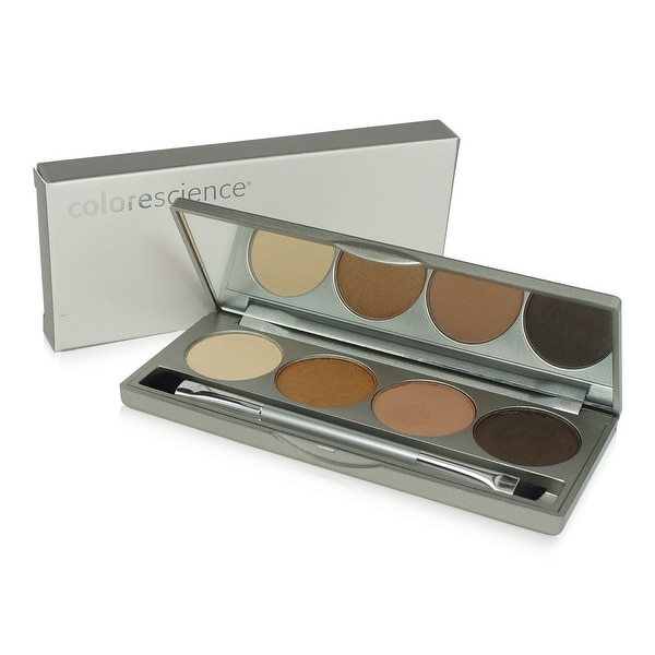 Colorescience Pressed Mineral Brow Kit 0.33 Oz