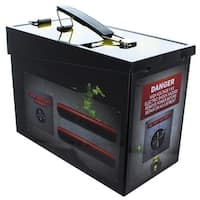Ghostbusters Ghost Trap Tin Lunch Box - Multi