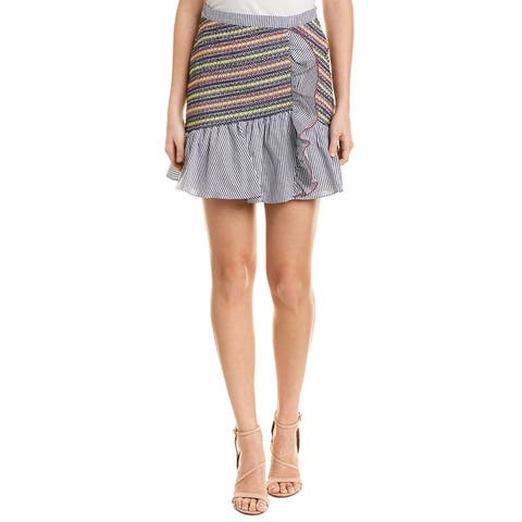 Parker Jordan Skirt - A960 MULTI
