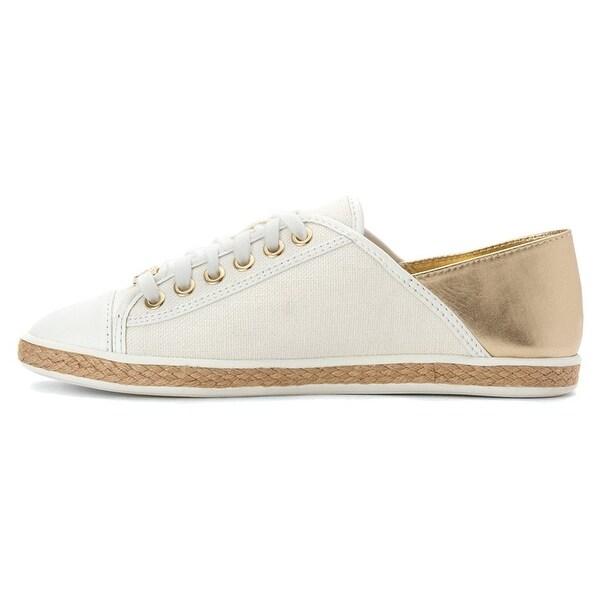 97b499ed430a Shop MICHAEL Michael Kors Women s Kristy Slide Fashion Sneakers ...