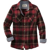 Legendary Whitetails Ladies Cottage Escape Flannel Shirt