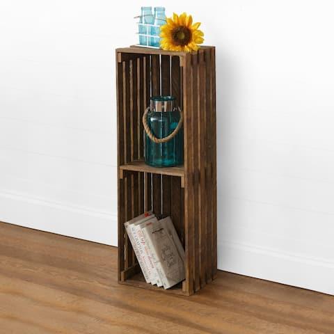 Daffodil Reclaimed Wood Bookshelf
