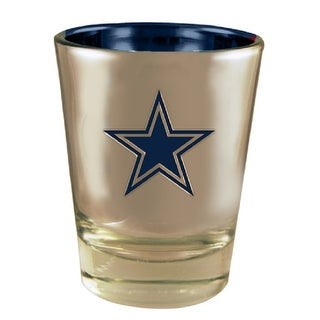 Link to Dallas Cowboys Electroplated Shot Glass Similar Items in Fan Shop