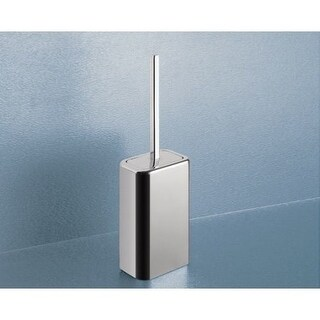 Nameeks 4333 Gedy Free Standing Toilet Brush Holder