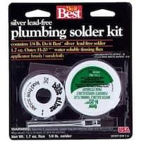 Oatey Lead Free Solder Kit 53072 Unit: EACH