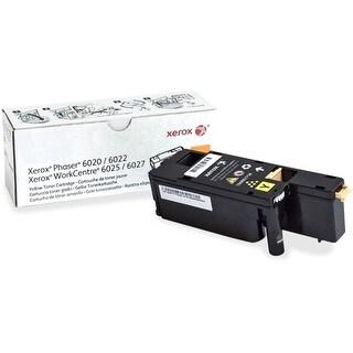 Xerox 106R02758 Xerox Toner Cartridge - Yellow - Laser - Standard Yield - 1000 Page