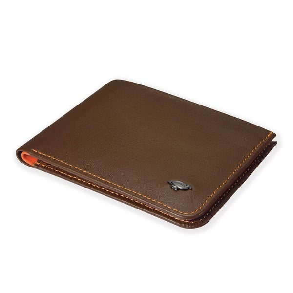 Ikepod Hide & Carry Wallet (Java of 4 Color) [ Italy Made // Top Leather]