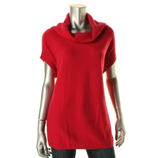 Vince Womens Cashmere Oversized Pullover Sweater - XS