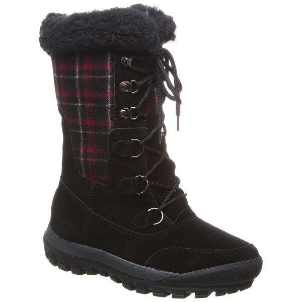 Bearpaw Lotus Leather Boot. Opens flyout.