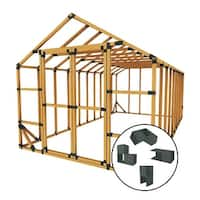 E-Z Frame 10x20 Standard Kit - Black