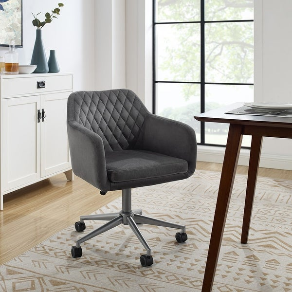 Edith Quilted Office Chair