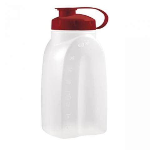 Rubbermaid 1776348 Servin' Saver Plus Bottle, 1 Quart