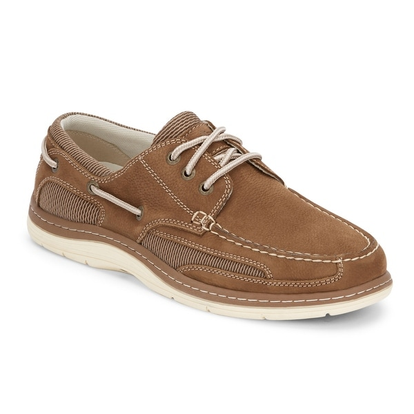 Dockers Mens Lakeport Leather Casual Boat Shoe