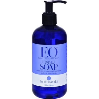 EO Products - French Lavender Liquid Hand Soap ( 2 - 12 FZ)