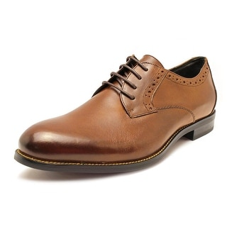 Stacy Adams Graham W Round Toe Leather Oxford