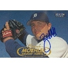 Brian Moehler Detroit Tigers 1998 Fleer Tradition Autographed Card This item comes with a certificate of authenticity