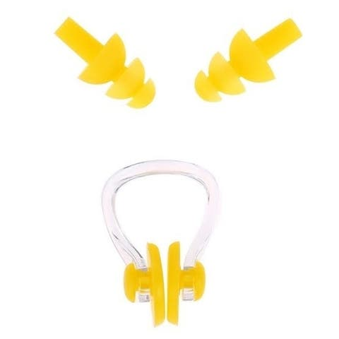 Swimming Earplugs and Nose Clip