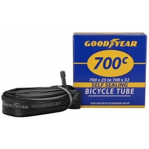 Goodyear 95202 Self-Sealing Bicycle Tube, 700C