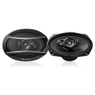 "Pioneer 6x9"" Speakers 3 Way 550W Max"
