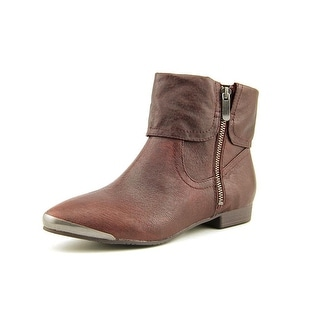 Chinese Laundry South Coast Round Toe Leather Bootie