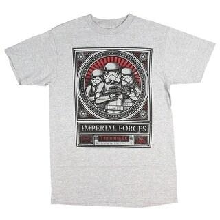 Star Wars Rebels - Trooper Crush Adult T-Shirt