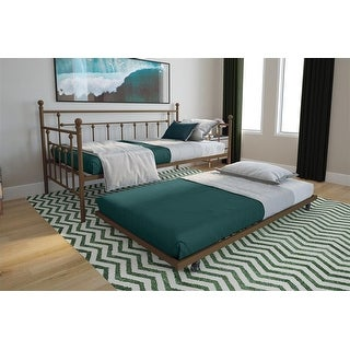 Link to Avenue Greene Marina Twin Daybed and Trundle Set Similar Items in Kids' & Toddler Furniture