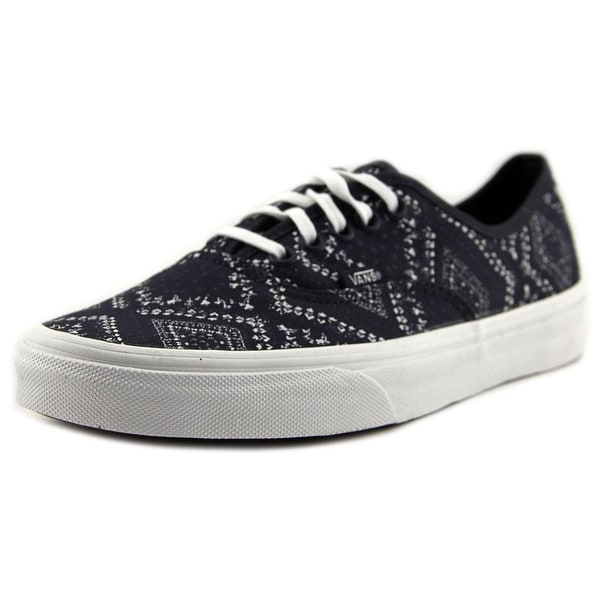 Vans Authentic (Ditsy Bandana) Parisian Sneakers Shoes