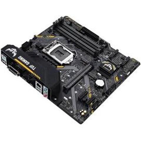 ASUS 90MB0WN0-M0AAY0 TUF B360M-Plus Gaming Laptop with Motherboard