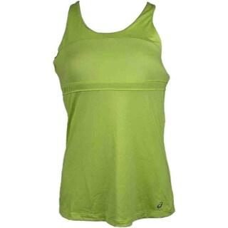 Asics Womens Asx Dry Bra Tank Top  Athletic  Tank Top