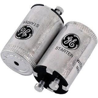 GE 54390 Fluorescent Starter, FS-4, 2/Pack